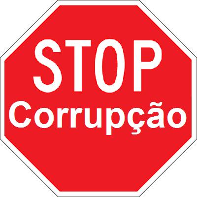 Stop corrupção