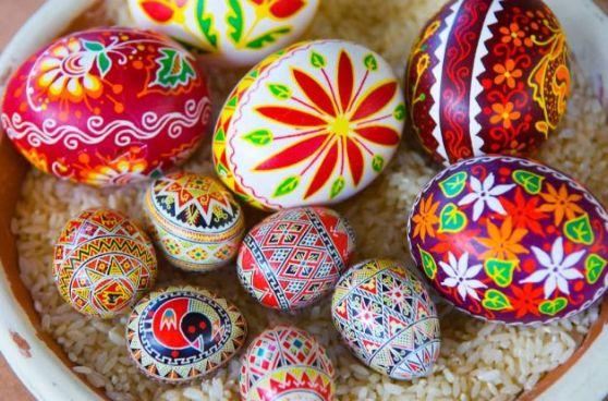 ovos ucranianos