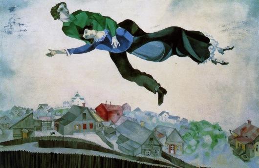 emoções Chagall2